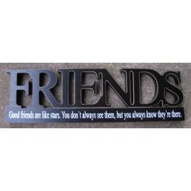 11146D - Friends Tabletop Cutout