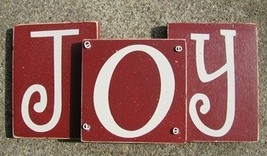 1159125 - Chunky Joy Sign
