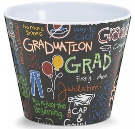 1204303 - Graduation Pot Cover