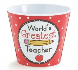 Teacher Gifts  1354303 Worlds Greatest Teacher