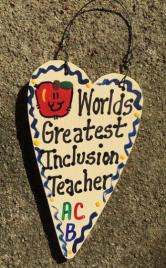 Inclusion Teacher Gifts 3023 Worlds Greatest School Inclusion Teacher