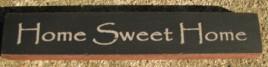 32320HB-Home Sweet Home MINI wood block