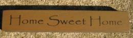 32320HG-Home Sweet Home MINI wood block