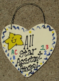 Assistant Principal Teacher Gifts  5007 All Star Assistant Principal  School Position