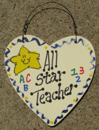 Teacher Gifts 5009 All Star Teacher