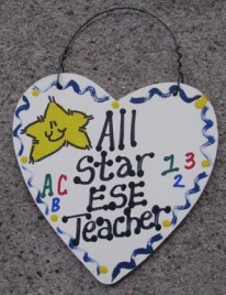 ESE Teacher Gifts 5044  All Star ESE Teacher