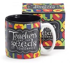 Teacher Ceramic Mug 9726847NB Teachers plant the seeds of tomorrow