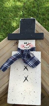 69246XNB - Snowman ornament