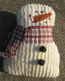 GAD344- Snowman Chenille