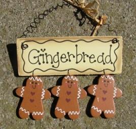 1080 - Gingerbread Wood