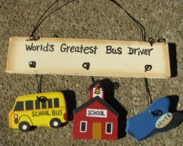 1800W - Worlds Greatest Bus Driver